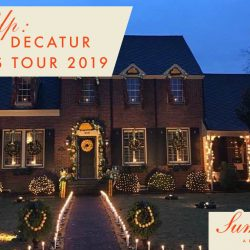 Historic Decatur Christmas Tour 2019