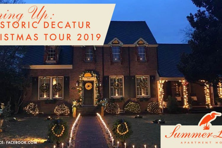 Coming Up: Historic Decatur Christmas Tour 2019