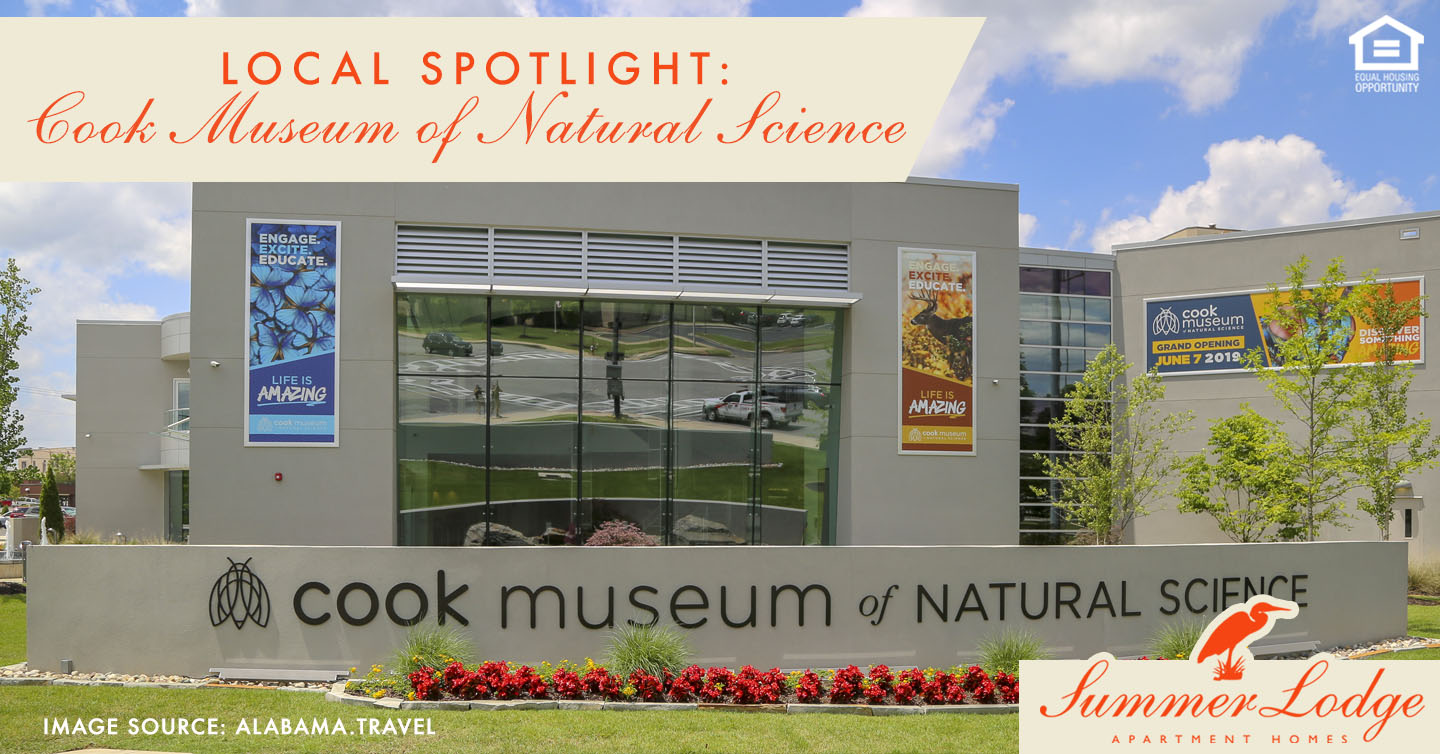 Cook Museum of Natural Science