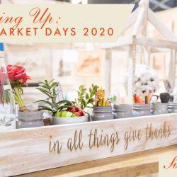 Vintage Market Days 2020