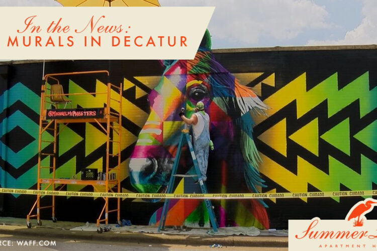 In the News: New Murals in Decatur