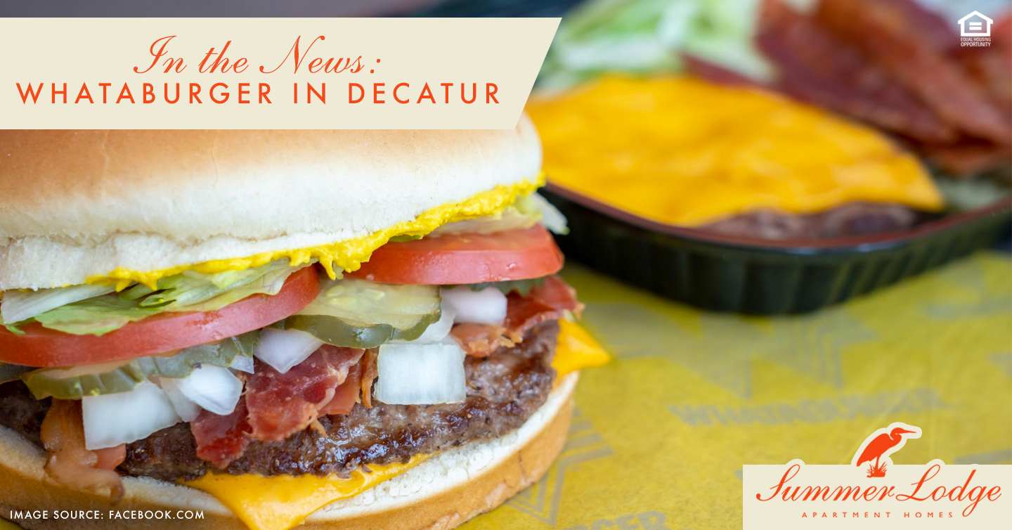 In the News: Whataburger in Decatur