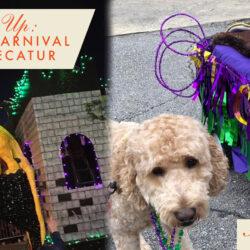 Carnegie Carnival 2021 in Decatur