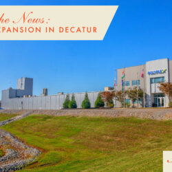 Polyplex USA expansion in Decatur