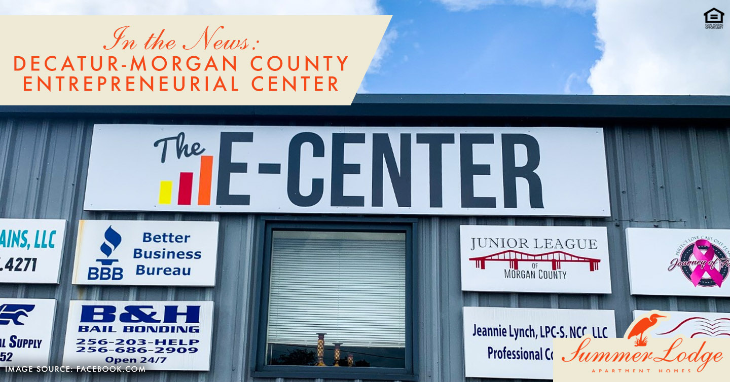 In the News: Decatur-Morgan County Entrepreneurial Center