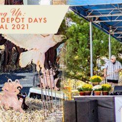 Hartselle Depot Days Festival 2021
